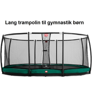 BERG Inground Grand Champion trampolin