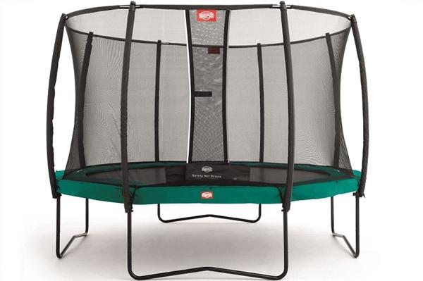 Berg trampolin. køb kvalitets trampoliner til haven   se tilbud