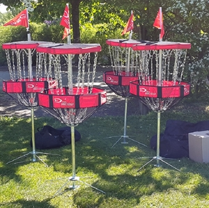 Disc-golf events