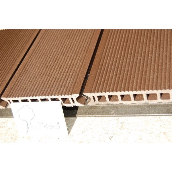Terrassebr�dder komposit, 300 cm, Dark Brown.