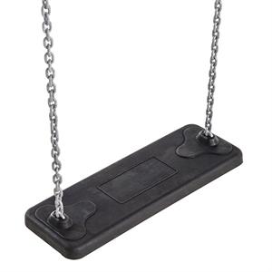 sort kæde til ophæng